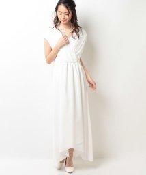form forma/【ウェディングドレス】シフォンロングウェディングドレス/500088284