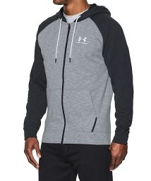 UNDER ARMOUR/アンダーアーマー/メンズ/UA SPORTSTYLE FZ TRIBLEND HOODY/500102398