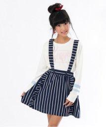 ALGY/フリルサス付きスカート/500095023