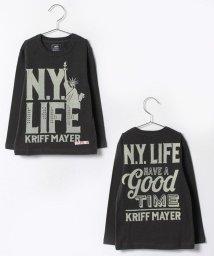 KRIFF MAYER(Kids)/ロンT(N.Y.LIFE)/500092656