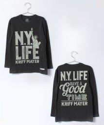 KRIFF MAYER(Kids)/ロンT(N.Y.LIFE)/500092657
