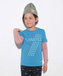KRIFF MAYER(Kids)/フェイクレイヤードロンT/500092660