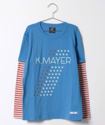 KRIFF MAYER(Kids)/フェイクレイヤードロンT/500092661