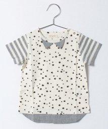 SENSE OF WONDER/スターレイヤードTシャツ/500094733