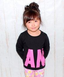 ANAP KIDS/BIG ロゴロングTシャツ/500095311