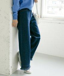 URBAN RESEARCH/【WAREHOUSE】フリンジデニムガウチョ/500102201