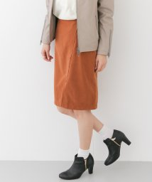 URBAN RESEARCH/【WAREHOUSE】フェイクスエードタイトスカート/500102205
