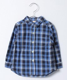 petit main/チェックシャツ/500098763