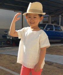coen/【coen kids】レースコンビTシャツ (100〜150cm)/500112777