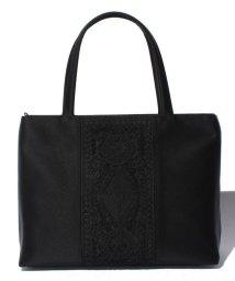 BLACK GALLERY/コード刺繍フォーマルバッグ/500098425