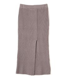 PROPORTION BODY DRESSING/《BLANSHIC》フレアースリーブニットアップスカート/500115686