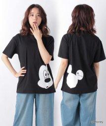 VENCE EXCHANGE/Disney(ディズニー) ミッキー&ミニーTシャツ/500105576