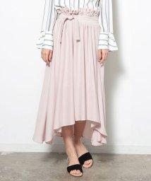 ROPE' PICNIC/【HIRARI COLLECTION】ヴィンテージサテンスカート/500116940