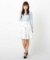 MISCH MASCH/花柄フレアースカート/500055563