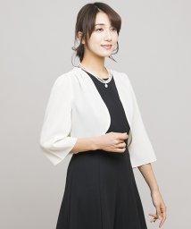 form forma/袖付きジャケット風ボレロ/500091141