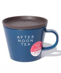 Afternoon Tea LIVING/DB03 ロゴ柄フタ付きマグカップ/500097482