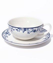 Afternoon Tea LIVING/EJ57 フラワー柄カップ&ソーサー/500097527