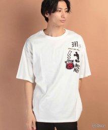 VENCE EXCHANGE MENS/ミッキーワッペンBIG半袖Tシャツ/500105359