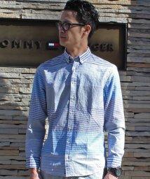 TOMMY HILFIGER MENS/コンビネーションシャツ/500105401
