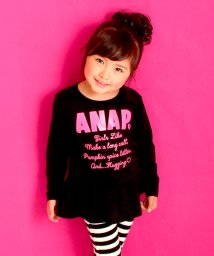 ANAP KIDS/裾フレアミニワンピース/500106758