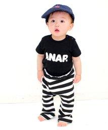 ANAP KIDS/ロンパース+モンキーパンツ SET UP/500109097