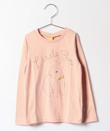 apres les cours/Girly rabbit 長袖Tシャツ/500111037
