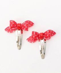 SHIPS KIDS/lilies&roses:ドット/スター ヘアクリップ/500123994
