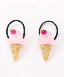 SHIPS KIDS/lilies&roses:アイスクリーム ヘアゴム/500123999