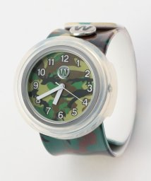 SHIPS KIDS/watchitude:SLAP WATCH(CAMO)/500124002