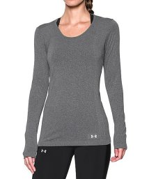 UNDER ARMOUR/アンダーアーマー/レディス/UA THREADBORNE SEAMLESS LS/500127101