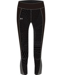 UNDER ARMOUR/アンダーアーマー/レディス/UA FLY BY PRINTED CAPRI/500127122