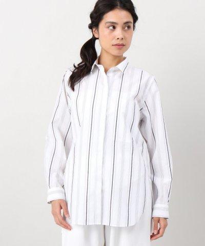 タイプライターロングシャツ
