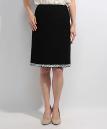 ELISA/【セットアップ対応商品】ソリッドリントンツィードスカート/500117775