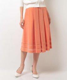 ELISA/シルクコットンボイルスカート/500117771