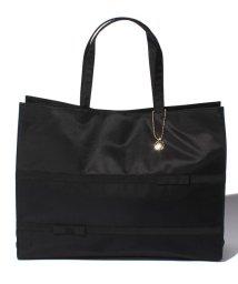 PI/【VIA DEMIZON DOUX ビアデミゾンドゥ】巾着袋付きA4サイズしっかりサブバックA/500121085