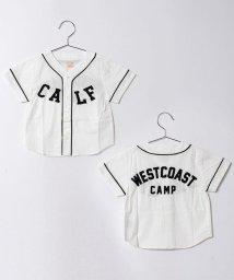 petit main/ベースボールシャツ/500122110