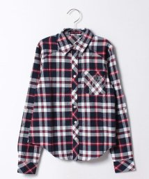 Lovetoxic/チェックシャツ/500122432