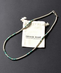 SHIPS JET BLUE/GEORGE FROST: EX MORSE NECKLACE ネックレス/500133700