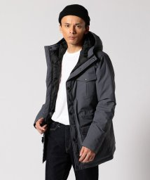 LEVI'S MEN/DOWN SUTRO PARKA EBONY/500120504