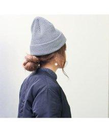 MODE ROBE/リブニット帽/500132148