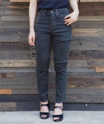 LEVI'S LADY/WEDGIE ICON FIT MIDNIGHT RAIN/500120668