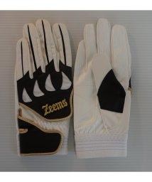 ZEEMS/ジームス/メンズ/カラーバッティング手袋/500139338
