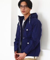 green label relaxing/BC C/WTHER CLOTH デッキパーカー/500131519
