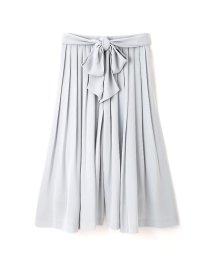 PROPORTION BODY DRESSING/エアリーソフトプリーツガウチョ/500136912