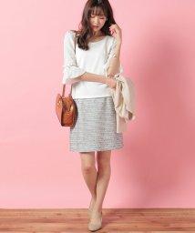 PROPORTION BODY DRESSING/キラツィードスカート/500140102