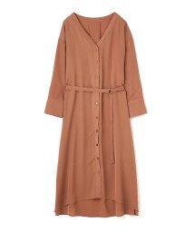 PROPORTION BODY DRESSING/《BLANCHIC》エアリーツイルワンピース/500140118