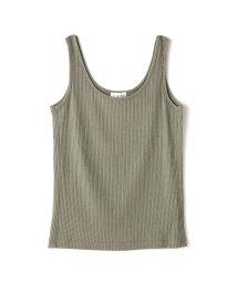 PROPORTION BODY DRESSING/《BLANCHIC》テレコタンク/500140125