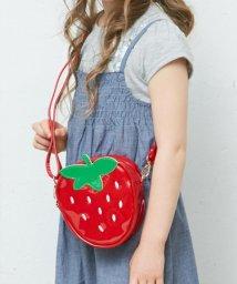 anyFAM(KIDS)/【KIDS雑貨】ポシェットエナメルイチゴポシェット バッグ/500141724