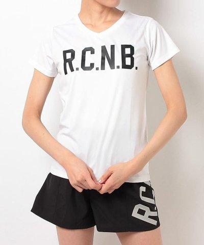 ナンバー/レディス/レディースR.C.N.B.ベーシックRUNVネックTシャツ
