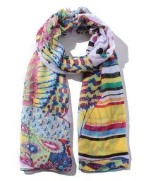 Desigual/FOULARD_RECTANGLE SPLATT/500044597
